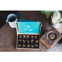 Choc Hazelnut Truffles (Box of 15)